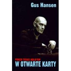 """Gus Hansen - """"W otwarte karty"""" PL"""