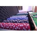 Zestaw do pokera  - 300 żetonów STANDARD