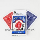 Bicycle Rider Back JUMBO