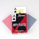 Fournier JUMBO Index 100% Plastic