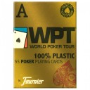 Fournier WPT Gold Edition Red/Blue